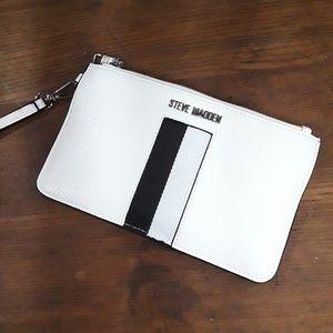 NWOT Steve Madden 2 PC Wristlet/Wallet